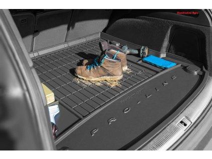 Vana do kufru Škoda Fabia III Hatchback od 2014