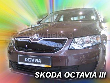 Zimní clona Škoda Octavia III 16R horní, CZ 151
