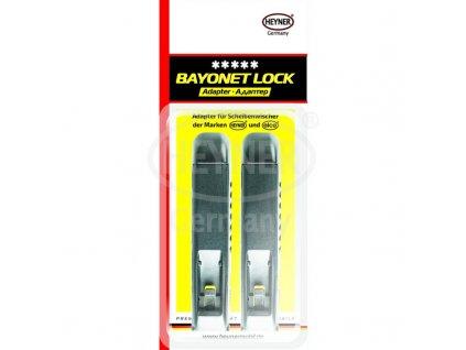 Adaptér stěračů BAYONET LOCK 2ks, 300430(300420)