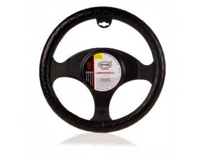 Potah volantu černý 37-39cm, 602000