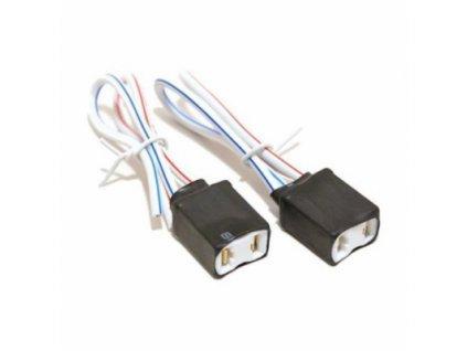 Svorkovnice žárovky H7 s kabely, 11-085