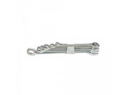 Klíče očkoploché 8-17mm, 6ks, 6317