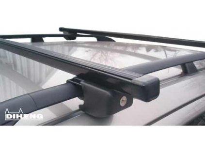 Střešní nosič DIHENG - příčník 120cm - zamykací