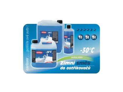 Nemrznoucí směs do ostřikovačů -30°C, 3L, 31.122
