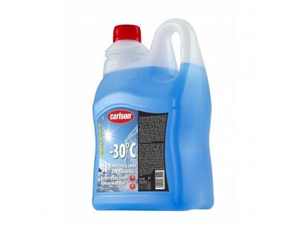 Nemrznoucí směs do ostřikovačů CARLSON  -30°C  3L. smart nálevka, 33.242