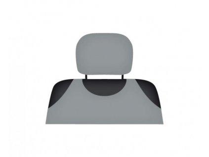 Potah opěrky hlavy šedý, 5-3002-253-3020