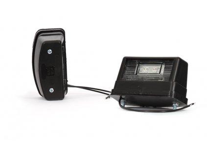 Osvětlení SPZ 12/24V LED, W54