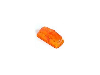 Náhradní sklo oranžové k PO3