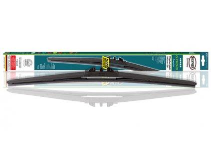 "Stěrač heyner HYBRID graphit 580 mm/23"", 033000 - doprodej"