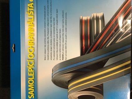 Samolepící lišta černá, 5m, 32x9,5mm, 31022B/5