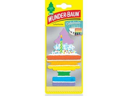 Osvěžovač WUNDER BAUM - CELEBRATE