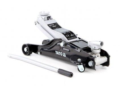 Hever pojízdný hydraulický - nízkoprofilový 2,0T 89-359 mm, YATO