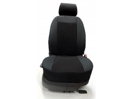 Potahy sedadel Pick-up UNI + airbag
