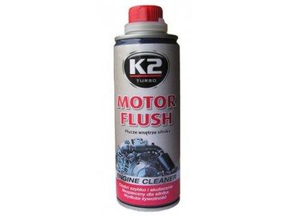K2 MOTOR FLUSH 250 ml - čistič motorů (odstraňuje všechny usazeniny v motoru), T371