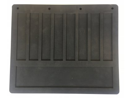 Zástěrky gumové 35x29cm, 1ks