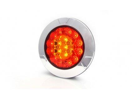 Sdružené zadní světlo, 12V-24V, LED, W131