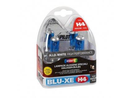 Sada žárovek 2xH4/12V 55W blue xenon 4500K, 58184
