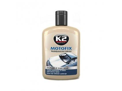 K2 MOTOFIX 200 ml - leštěnka na lak, K051