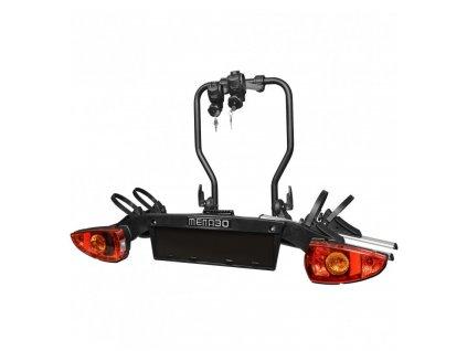 Nosič na tažné zařízení na 2 kola / elektrokola / Fatbike Menabo Sirio - sklopný