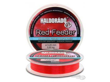 Haldorádó Red Feeder 0,30mm / 300m - 9,85 kg  Vlasec