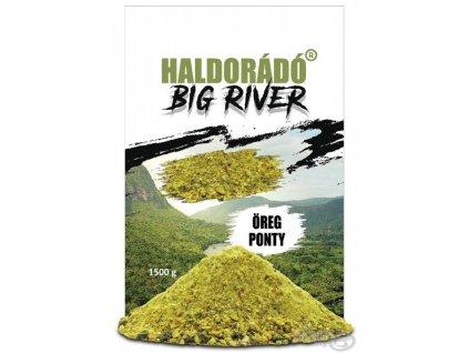 Haldorádó Big River - Starý Kapr  Krmivo