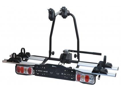 Nosič kol na tažné zařízení E-BIKE TÜV - 2 kola, 02120