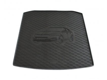 Vana do kufru gumová RIGUM Škoda Octavia IV sedan/combi 2020-