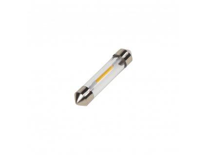 COB LED sufit (41mm) teplá bílá, 12V