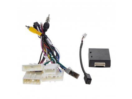 Adaptér z volantu pro Nissan 2014- pro rádia 80824A, 80829A, 80830A
