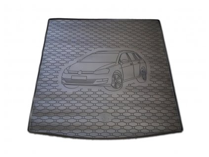 Vana do kufru gumová RIGUM Volkswagen Golf VII Variant horní 13-