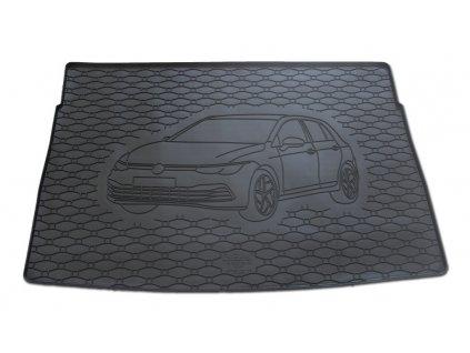 Vana do kufru gumová RIGUM Volkswagen Golf VIII HB horní 2020-