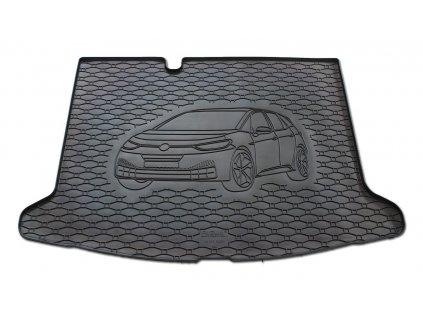 Vana do kufru gumová RIGUM Volkswagen ID.3 bez mezipodlahy 2020-