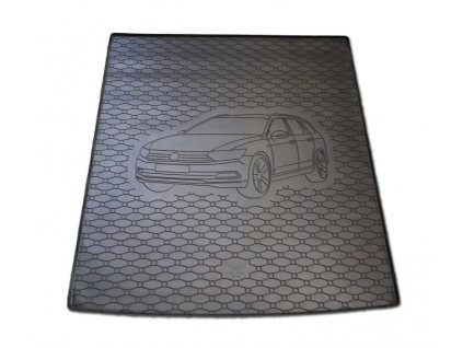 Vana do kufru gumová RIGUM Volkswagen Passat B8 Variant Horní 2014-