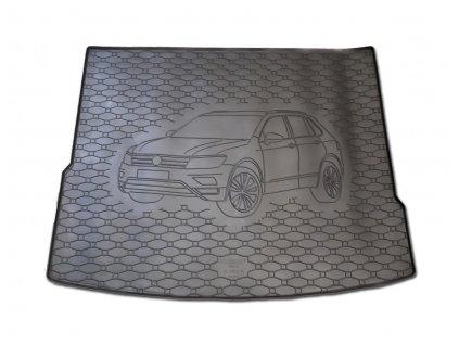 Vana do kufru gumová RIGUM Volkswagen Tiguan horní 2016-