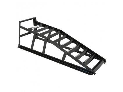 Nájezdové rampy ocelové - nosnost 450kg / 150cm pár, 0410268