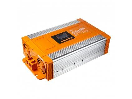 Sinusový měnič napětí z 24/230V, 2000W/displej