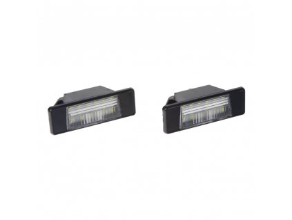 LED osvětlení SPZ do vozu Nissan