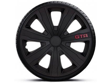 "Poklice 16"" GTR CARBON BLACK"