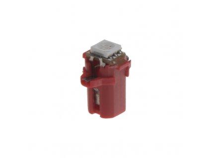 Mini LED B8,3 červená/3SMD
