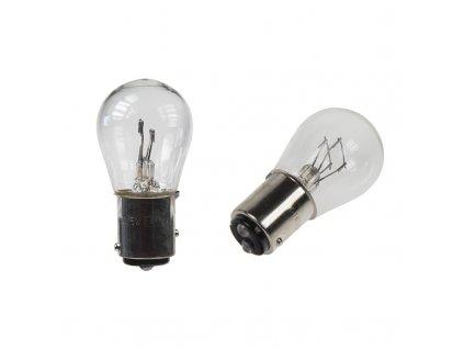 žárovka 24V (P21/5W) BAY15D bílá