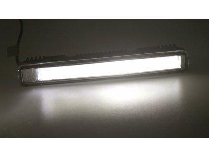 LED denní/poziční světla s optickou trubicí, 160mm,ECE