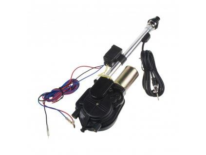 Elektrická anténa univerzální černá