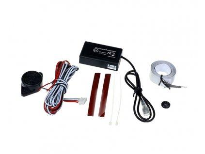 Parkovací systém elektromagnetický - akustická signalizace