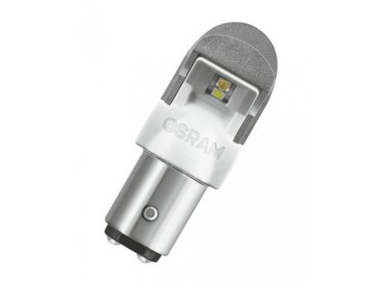 x OSRAM 12V P21/5W BAY15d (2ks) bílá