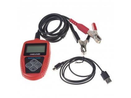 Tester akumulátorů 3v1 s možností tisku