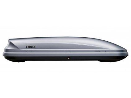 THULE Pacific 600 Šedý aeroskin  Střešní box