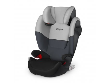 Cybex Solution M-fix Cobblestone 2020  autosedačka 15-36 kg