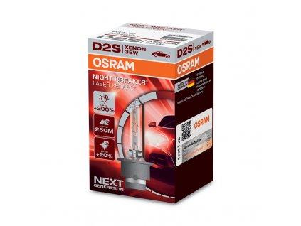 OSRAM D2S 12/24V 35 P32d-2 NBR LASER (1ks)