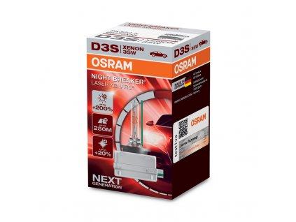 x OSRAM D3S 12/24V 35 PK32d-5 NBR LASER (1ks)