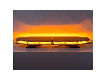 x LED rampa 898mm, oranžová, 12-24V, 126 x 1W, ECE R65